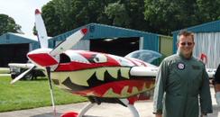 Jez Clarke Stuntplane