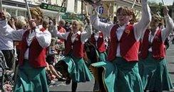 Wimborne Folk Fest 2012