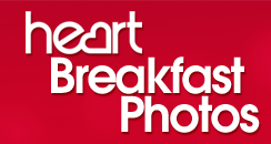 Heart Breakfast Photos