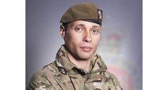 Lance Corporal Duane Groom