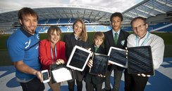 'Apprentices' at the Amex