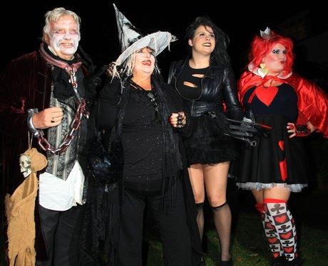Jonathan Ross\' Halloween Party 2012 - Celebrities\' Halloween ...