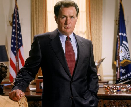 Martin Sheen on west wing