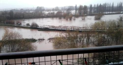 Gloucestershire Floods 2012