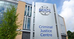Criminal Justice Centre, Northampton