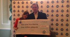 Millionaire, Ron Warne