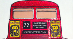 Lucy's Bus Painting