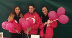 Gloucester Race for Life Launch 2013