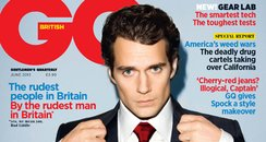 Henry Cavill cover GQ Magazine