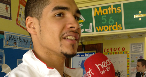 Louis Smith talks to Heart