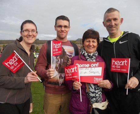 Chester Half Marathon 2012