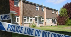 Luton Thrales Close stabbing