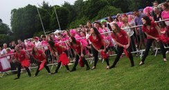 Heart Angels at Bsingstoke Festival 19/06/2013
