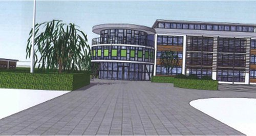 First plans for the EPISCentre in Great Yarmouth
