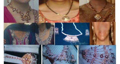 Stolen Asian Jewellery