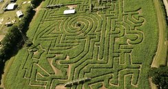 Maize Maze At Tulley's Farm