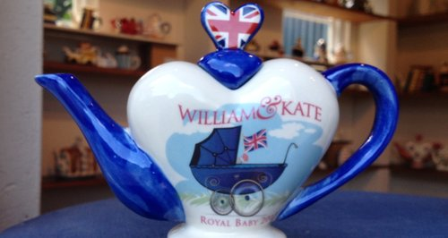 Royal Baby Teapot 1