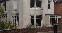 Ipswich house fire