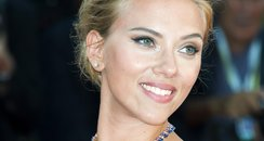 Scarlett Johansson on red carpet