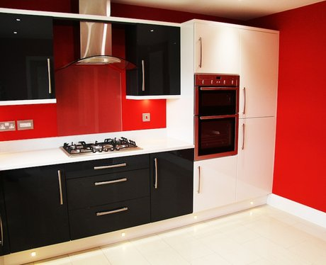 Example of a kitchen