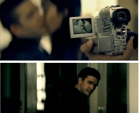 Justin Timberlake 'Cry Me A River' Video