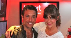 Lucy and Gino D'aCampo