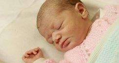 Baby Jade found in Birmingham Park