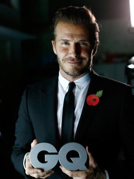 David Beckham's 10 Best Looks - David Beckham - Heart Radio