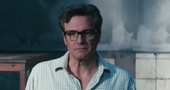 Colin Firth in pyjamas