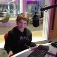 Ed's son Jack joins us on breakfast!