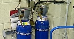 Nitrous Oxide Cylinders