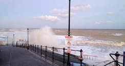 East Anglia Storm Surge: Picture Gallery