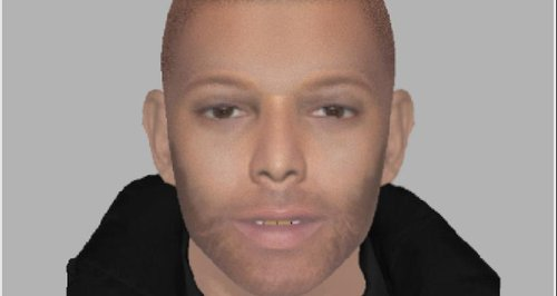 Police release efit of a man they are looking for