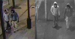 CCTV Hastings robbery