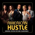 Jennifer Lawrence, Christian Bale, Amy Adams on the American Hustle poster
