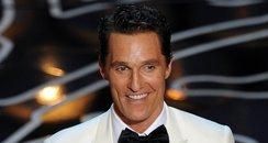 Matthew McConaughey Oscars 2014 winner