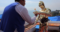 Star Wars 'Happy' Video spoof