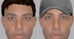 E-Fits issued by Thames Valley Police