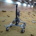 Stevenage Mars Rover