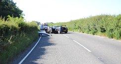 Stibbard Crash 2013
