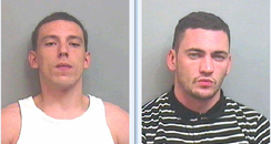 Wanted Men Essex Burglaries