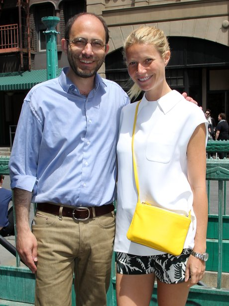 Julien Frydman and Gwyneth Paltrow