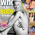 Pink in Who magazine