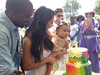 Kim and Kanye celebrate North's birthday