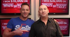 Andrew and Toby Anstis