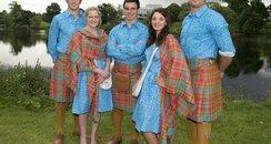Uniform For Team Scotland