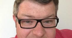 Ben Weston Selfie