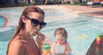 Una Healy on holiday