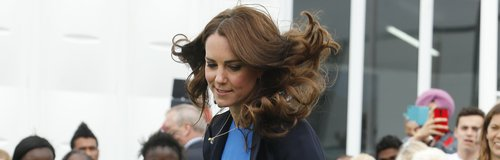 Duchess of Cambridge visits Commonwealth 2014