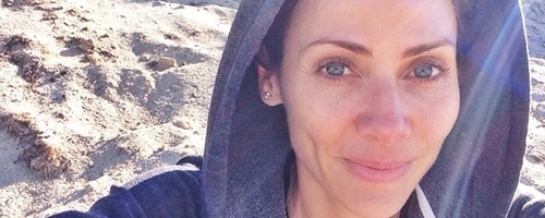 Natalie Imbruglia bare faced